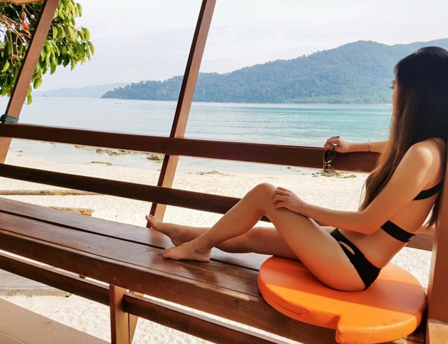 mountain resort koh lipe thailand beach resorts