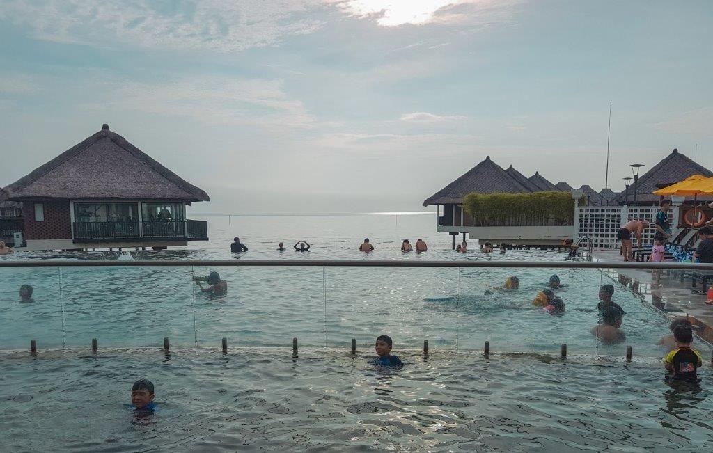 Infinity Pool at Avani Sepang