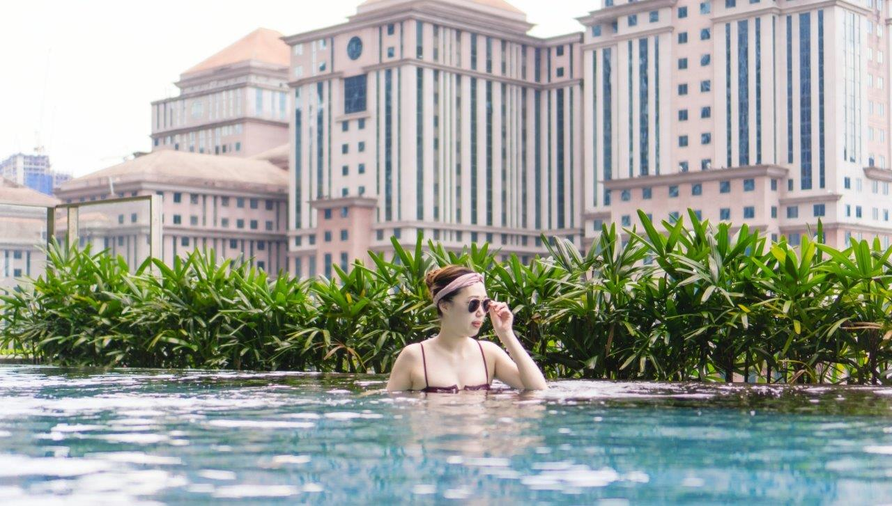 Staycation at The Mews KLCC